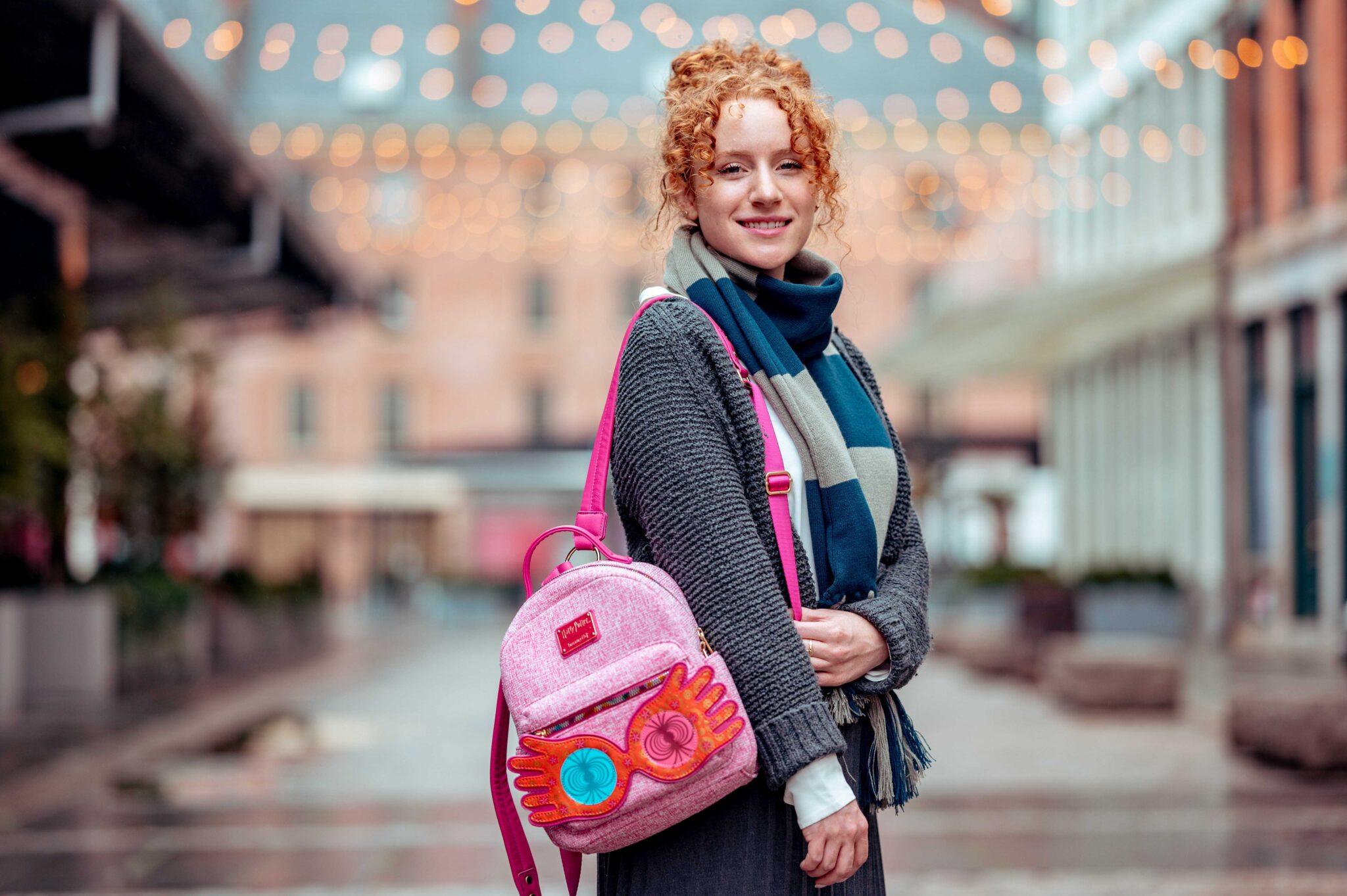Harry Potter New York, Luna Lovegood Loungefly backpack