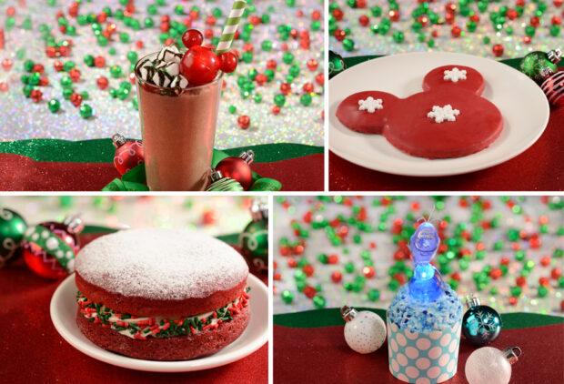hollywood studios holiday desserts