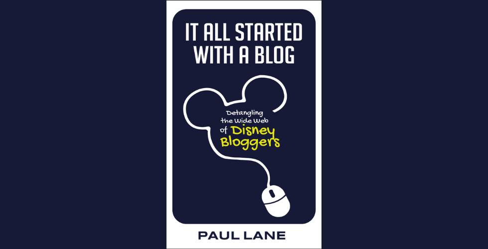 it all started with a blog