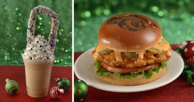 Magic Kingdom Holiday Foods, Just a Dream Away, Spice Up Your Holiday