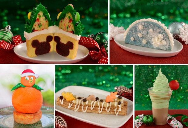magic kingdom holiday desserts