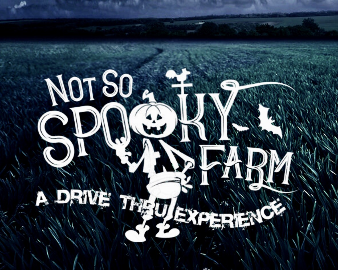 Not So Spooky Farm Holiday Adventure
