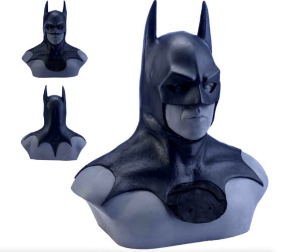 Prop Store Auction Batman Cowl
