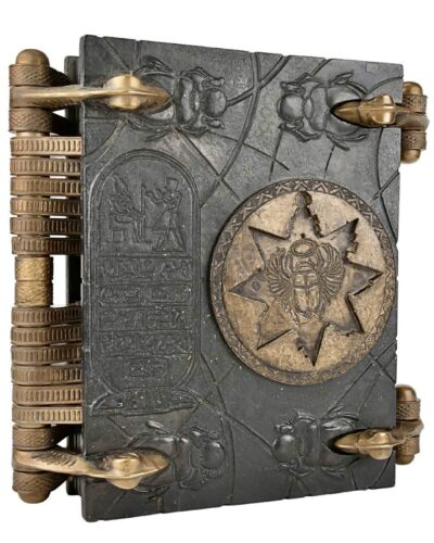 Prop Store auction, the mummy book of the dead