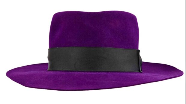 Prop Store auction Joker fedora