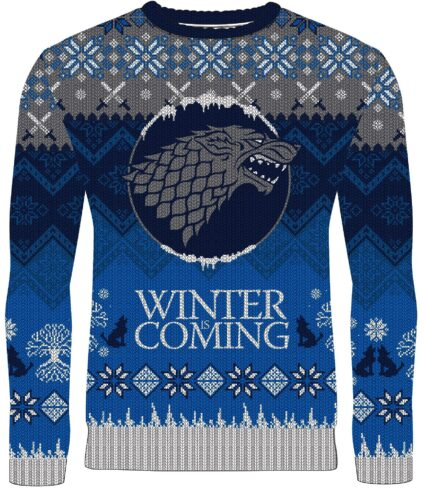 new merchoid game of thrones ugly xmas sweater