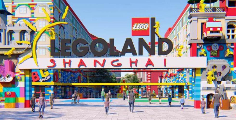 Legoland Shanghai Resort