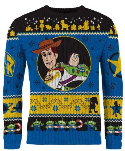 new merchoid disney ugly xmas sweater