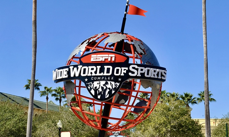 ESPN Wide World of Sports Complex, DoD Warrior Games