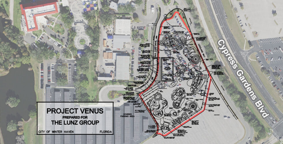 Project Venus permits for Legoland Florida expansion.