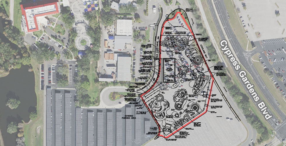 Legoland park expansion permits