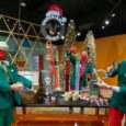 Santa's elves are recruiting helpers at the virtual Candy Cane Institute