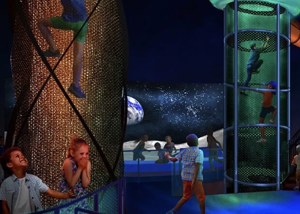 Kennedy Space Center, Planet Play