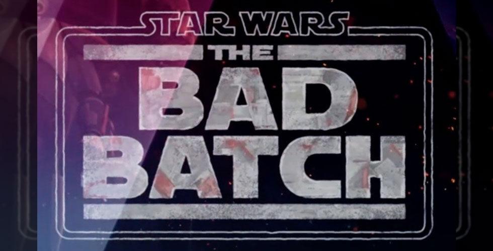 The Bad Batch Series on Disney+