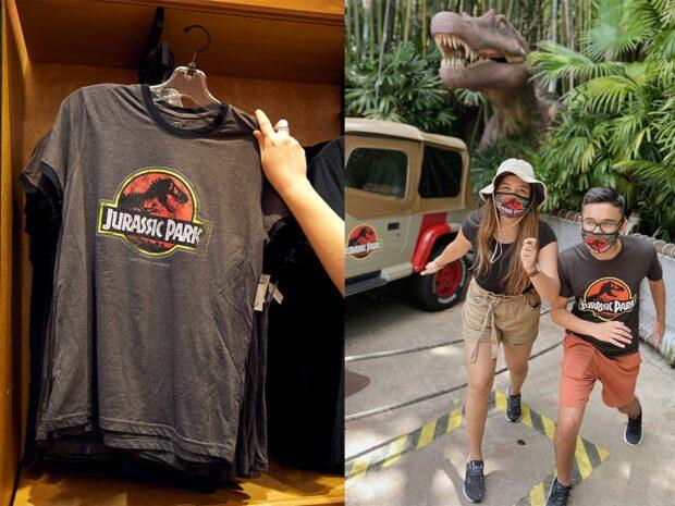 Universal Orlando Holidays 2020, Jurassic Park
