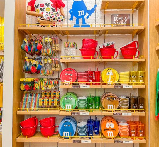 M&M'S Disney Springs kitchenware