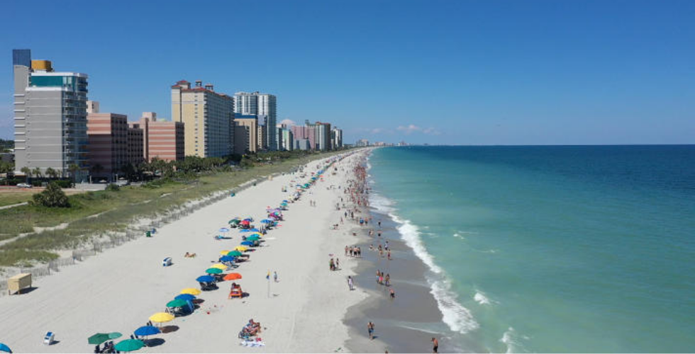 Myrtle Beach Christmas Events 2021 Myrtle Beach Welcomes New Attractions Events And More In 2021