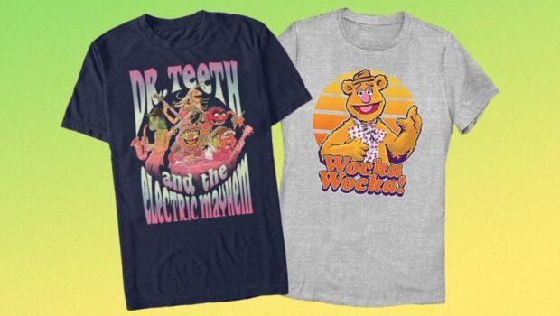 BoxLunch Muppets shirts