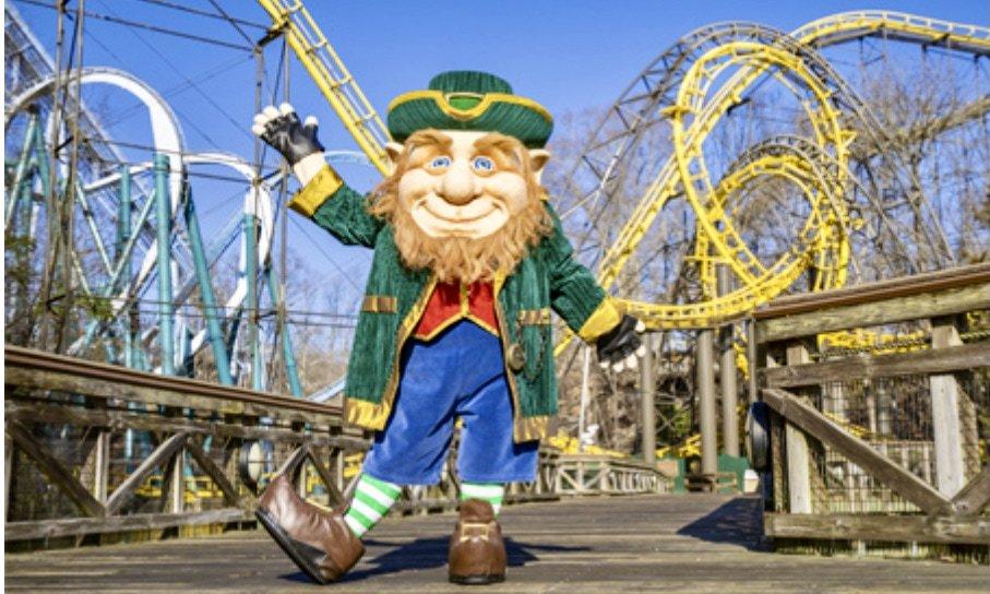 Busch Gardens St. Patrick's Day Celebration