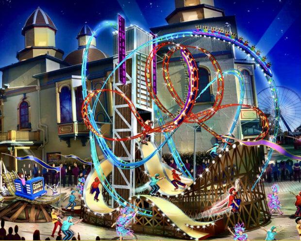 Cedar Point 150th-Anniversary Celebration