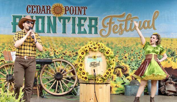 Cedar Point Frontier Festival