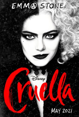 Cruella 2021 poster