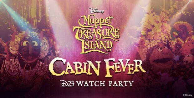 Muppet Treasure Island tweet party