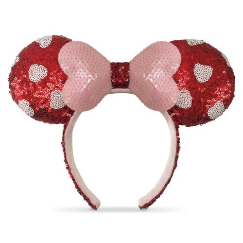 minnie mouse ear headband