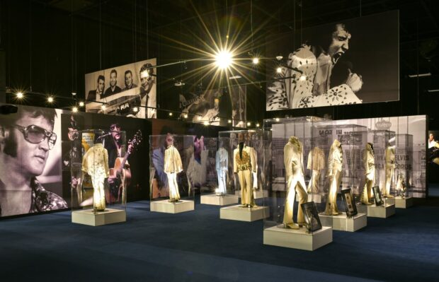 Elvis' Life and Career Tour at Graceland