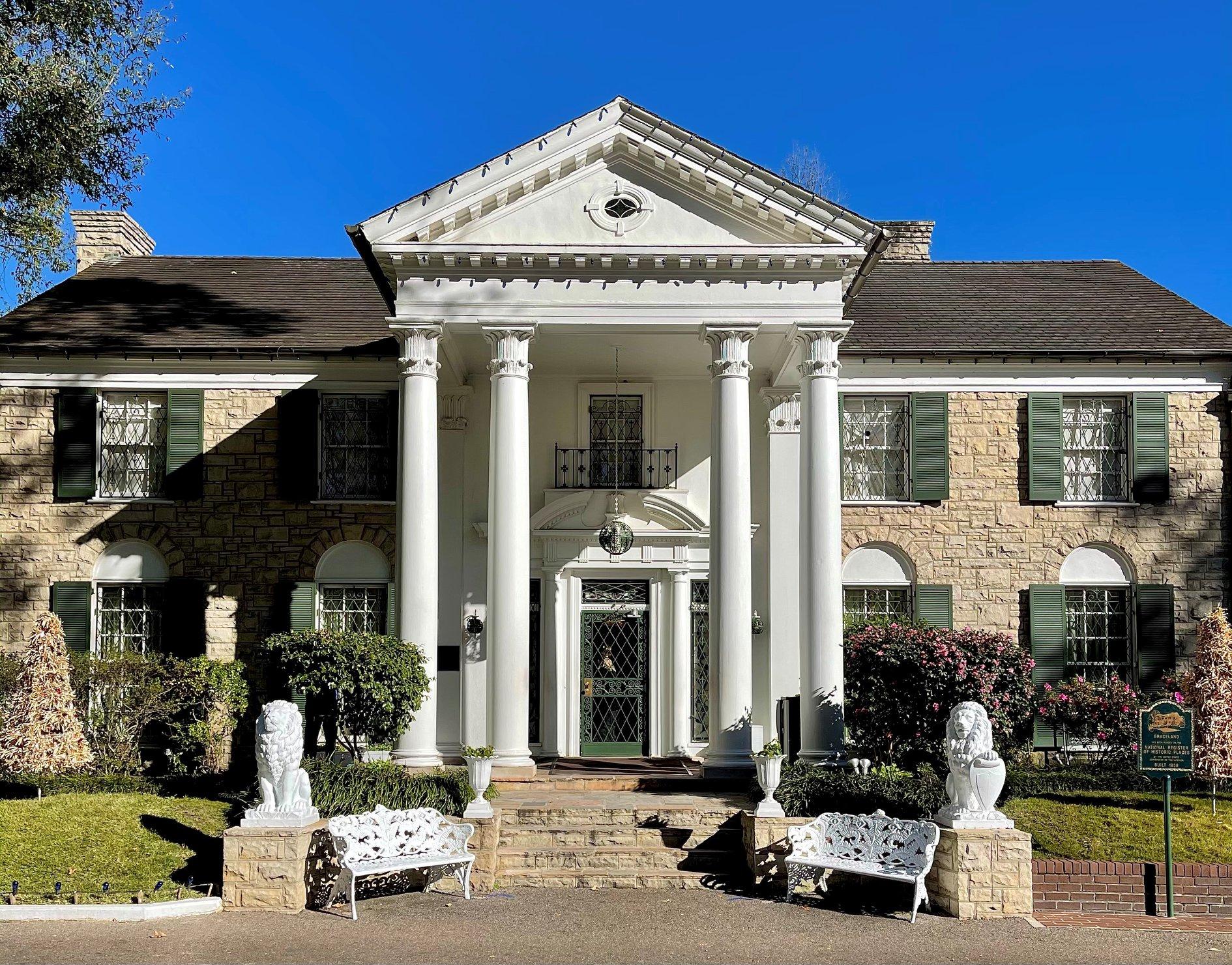 The Mansion at Graceland