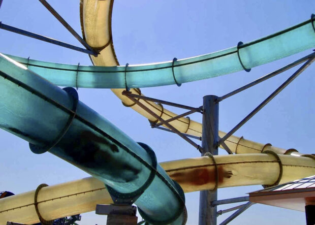 Bonzai Pipeline at Six Flags Hurricane Harbor Arlington