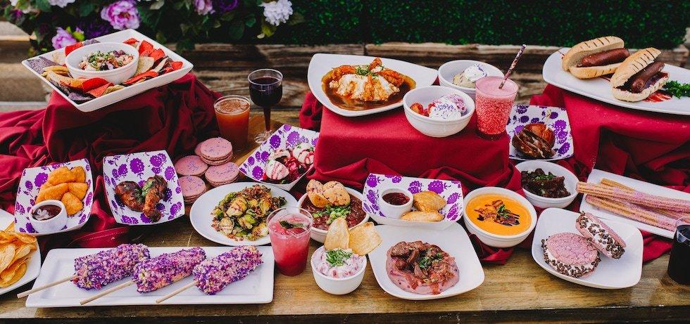 Knott's Berry Farm Taste of Boysenberry Festival