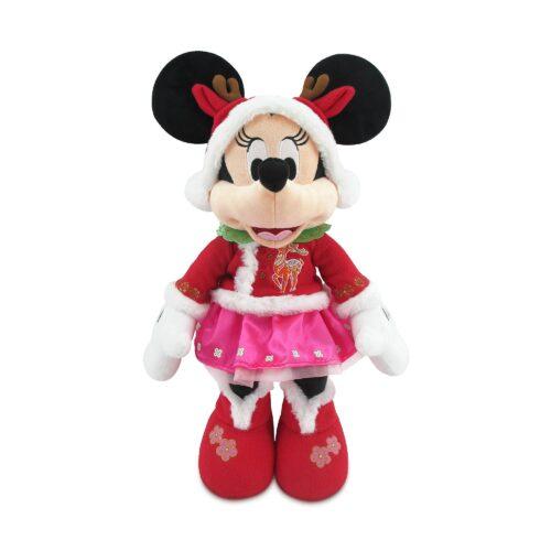 Lunar New Year Mickey and Minnie Shanghai Disney plush