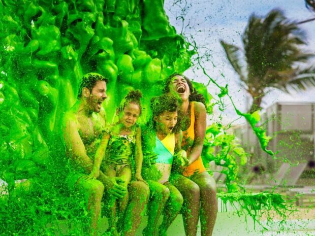 Nickelodeon Riviera Maya Slime Hotels & Resorts