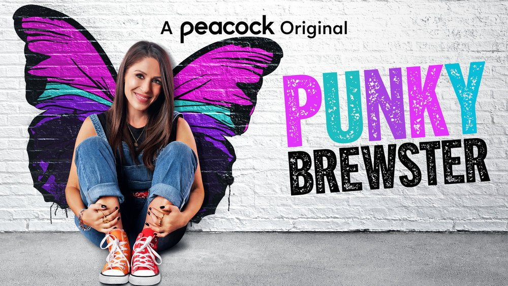 Punky Brewster reboot on Peacock