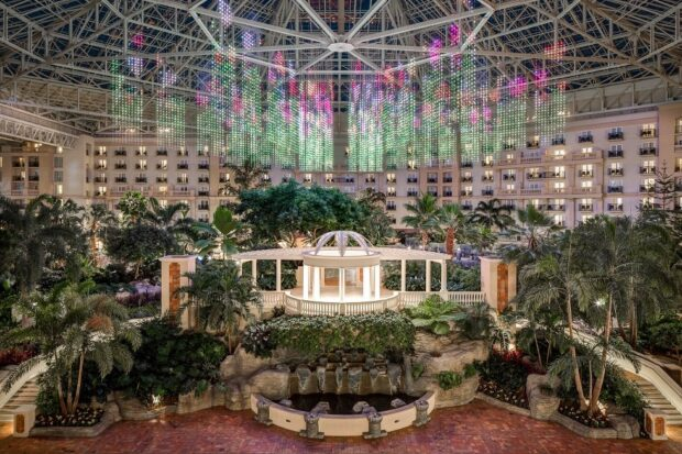 atrium show