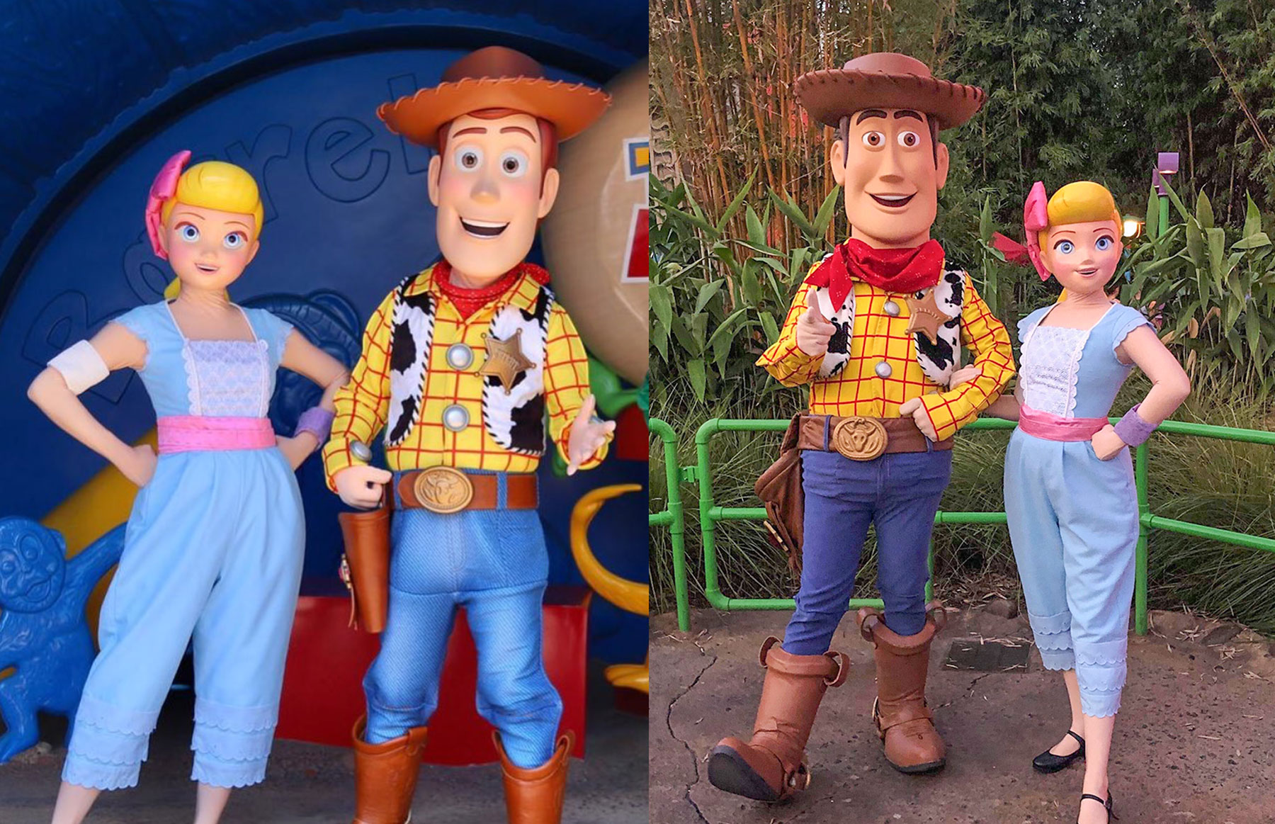 Toy Story character updates