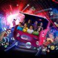 Alton Towers theme park reveals a peek inside Gangsta Granny: The Ride