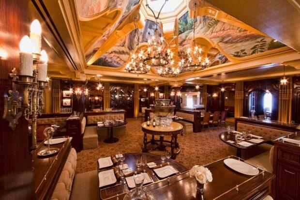 Carthay Circle Restaurant dining room