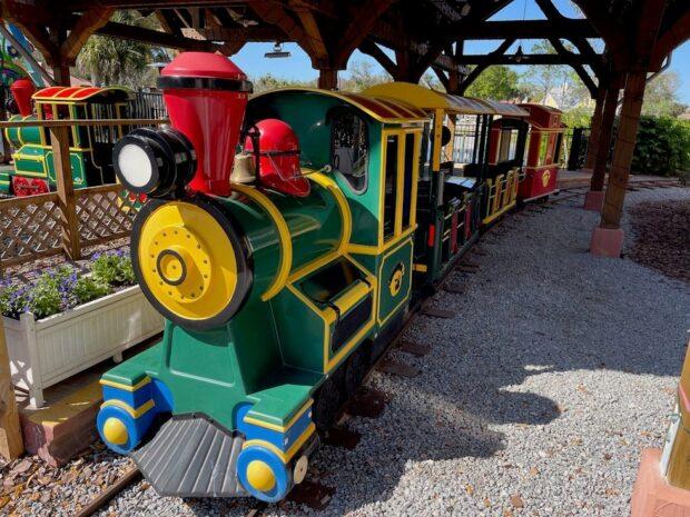 jj's express train