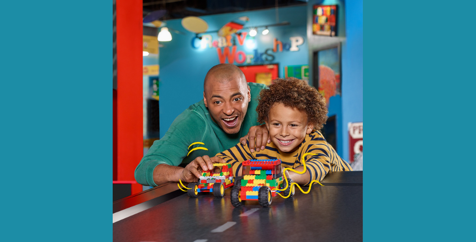 A new LEGOLAND Discovery Center is set to open in New Jersey May 4.