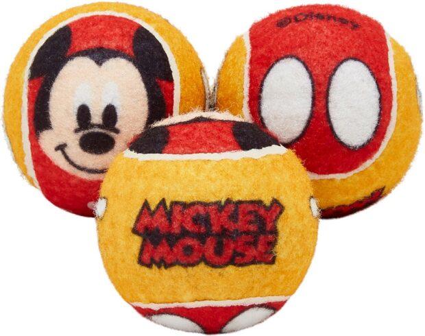 mickey mouse tennis balls