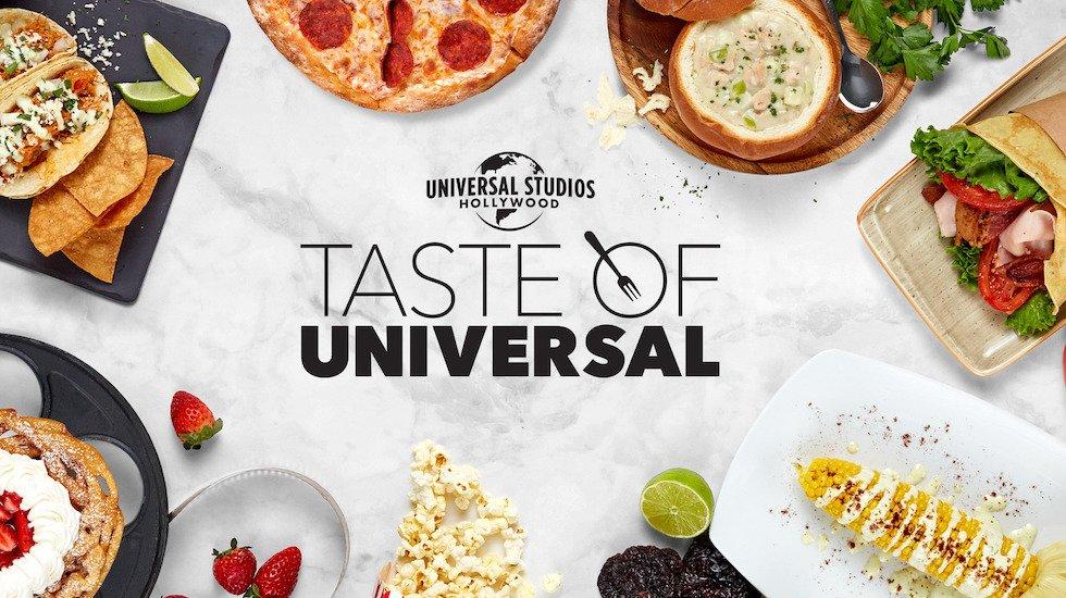taste of universal