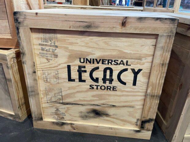 universal legacy store