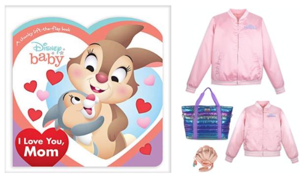 Disney git Baby book and varsity jacket