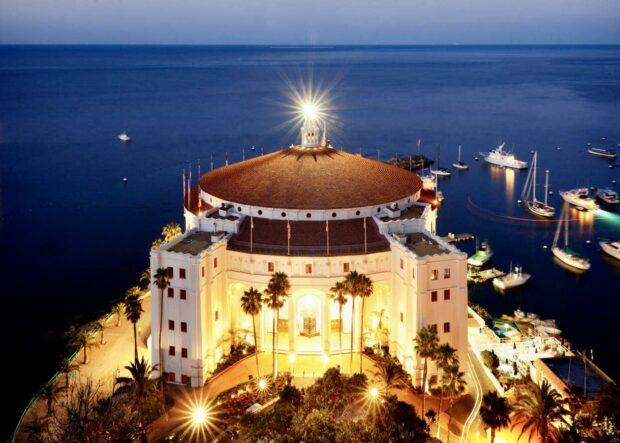 Catalina Casino Catalina Island