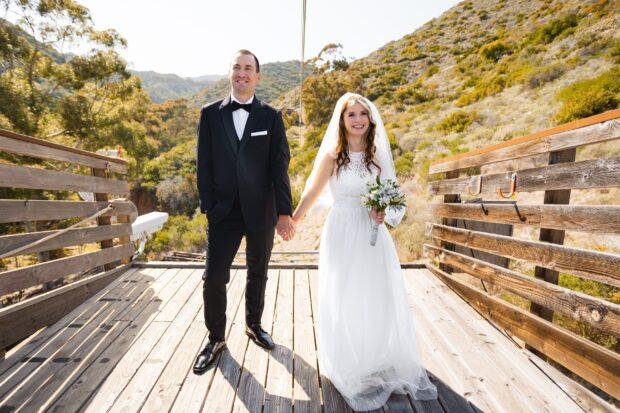 Zipline Wedding package