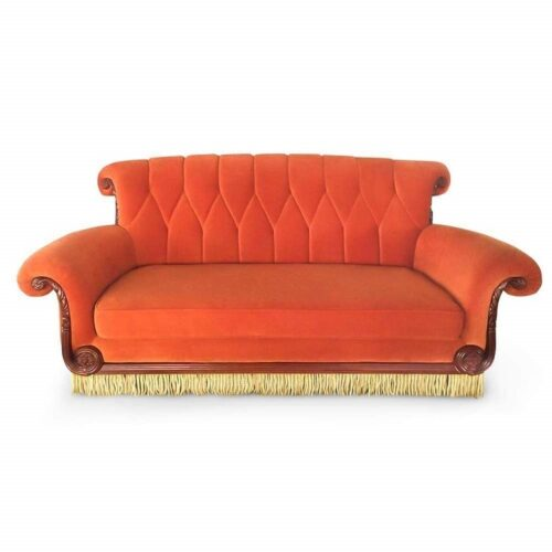 Central Perk replica couch