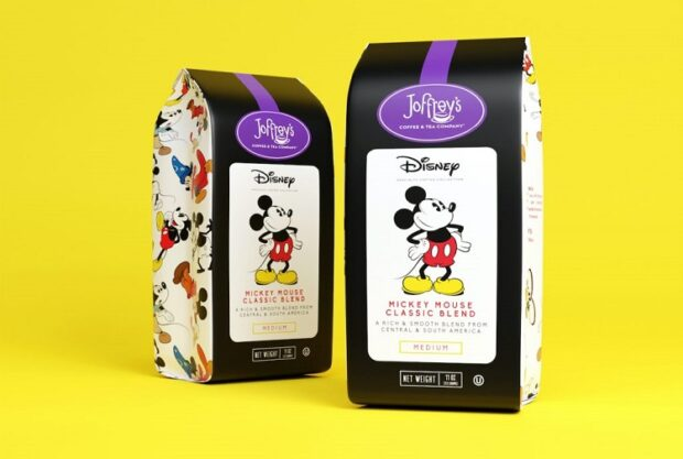 Joffrey's coffee Disney