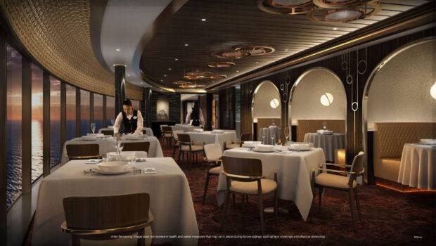 Disney Wish Palo Steakhouse